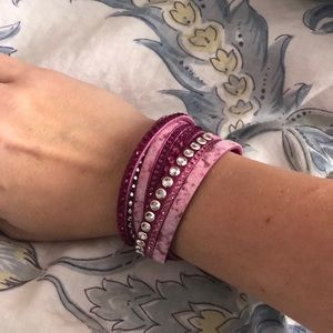 Authentic Swarovski Slake Bracelet
